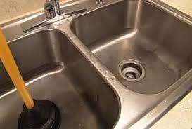 Kitchen Sink Blocked Blocked Kitchen Sink Modern On Kitchen In How To Clean Sink Drain
