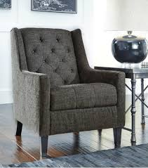 Nolana Charcoal Sofa by Darvin Furniture Orland Park Chicago Il