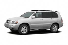 2005 toyota highlander new car test drive
