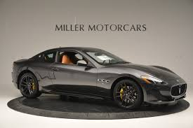 maserati metallic 2017 maserati granturismo sport stock m1633 for sale near