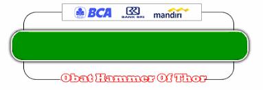 toko macho jual hammer of thor di jakarta barat 081228610028 antar