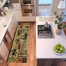 Farmhouse Kitchen Rug Oliva Panels Kitchen Rug By Mohawk Home Farmhouse Kitchen