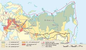 russia map by population maps russia s emergence as a world power 1462 1914 diercke
