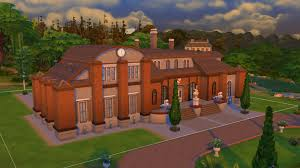mod the sims the sims 4 houses u0026 landscaping pictures v1
