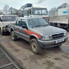 mazda b2500 1998 mazda b2500 4x4 pick up in brentwood essex gumtree