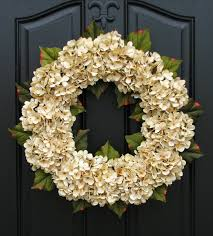 modern wreaths for front door wedding decor wedding wreaths