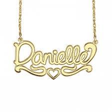 script name necklace script name necklace item 83353 reeds jewelers