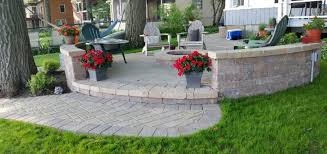 Pavers Patio Design Brick Paver Patios Patio Design Marvins Brick Pavers
