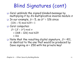 Carol Blind Overview Beyond Basic Cryptography Ppt Download