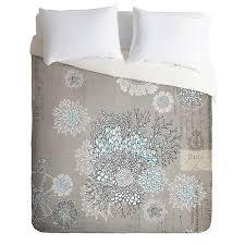 amazon com deny designs iveta abolina french blue duvet cover