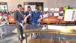 diy home projects u0027property brothers u0027 show how to fix cracked