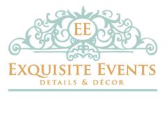 exquisite events details décor