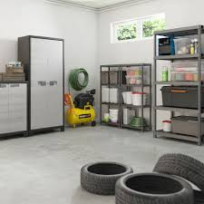 B Q Bathroom Storage by Garages Space Saving Storage Solutions To Keep It Tidy