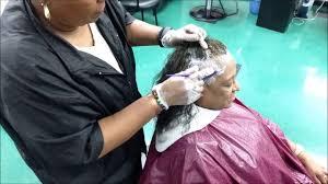 how to care for wave nouveau hair wave nouveau retouch youtube