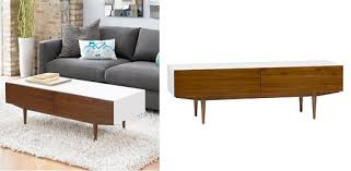 tables better living through design platform coffee table coffee tables better living through design