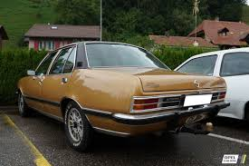 opel commodore b opel club bern opel commodore b gse limousine braun