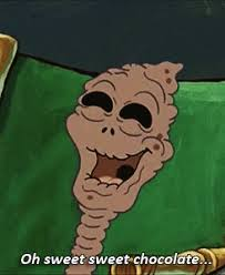 Chocolate Spongebob Meme - spongebob squarepants american horror story coven parallels