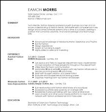 Salesforce Administrator Resume Sample by Free Contemporary Fashion Assistant Buyer Resume Template Resumenow