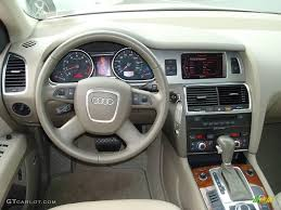 Audi Q7 2007 - 2007 calla white audi q7 3 6 premium quattro 1631662 photo 22