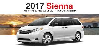 are toyota siennas reliable lease the 2017 toyota near rochester mi matick toyota