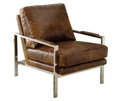 Brown Leather Accent Chair Best Brown Leather Accent Chair 36 About Remodel Home Bedroom