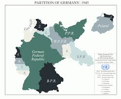 Map Of German States by Alternate German Partition Gif By Zalezsky On Deviantart