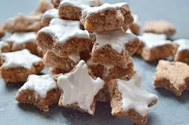german christmas cookies u2013 zimtsterne a german in seattle