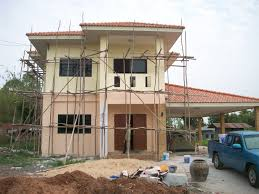 how to start to build a house building a house in thailand start to finish youtube clipgoo