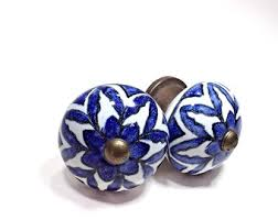 China Cabinet Hardware Pulls Turquoise Ceramic Knobs Antique Drawer Pulls Cabinet Knobs