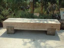 Garden Wooden Bench Diy by Gorgeous Wooden Benches For Outside 25 Best Ideas About Outdoor