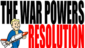 the war powers resolution explained us history review youtube