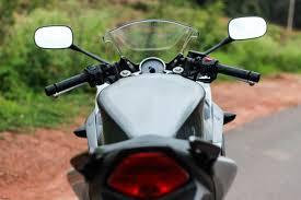 cbr bike 150 an affair with hondas unicorn sold now with a cbr 250r team bhp