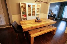 Elm Dining Table Emmerson Reclaimed Wood Dining Table Best Gallery Of Tables