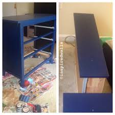How To Paint Ikea Furniture by Ikea Hemnes Dresser Hack Hip Hip Home