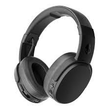 skullcandy home theater skullcandy crusher black wireless headphones s6crw k591