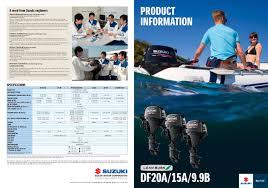 df9 9b df15a df20a suzuki marine pdf catalogues