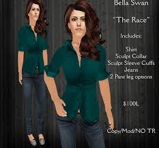 Twilight New Moon Second Life Marketplace Xsl Bella U0027s The Race Twilight New Moon