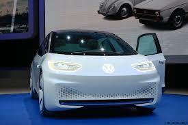 volkswagen electric concept 2016 volkswagen id concept