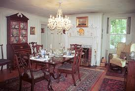 Chippendale Dining Room Home Interior Decorating Ideas - Chippendale dining room