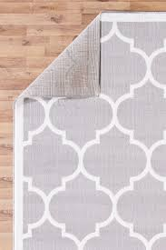 Modern Contemporary Rug Large Modern Geometric Trellis Thin Carpet Contemporary Soft Area