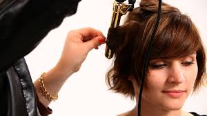 wand curl styles for short hair curling wand on short hair hairstyle for women man