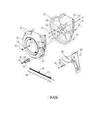 craftsman yard vac parts model 48624507 sears partsdirect