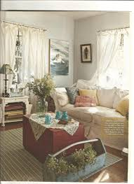 country decorated living rooms rattan latticed rolled up