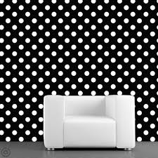 Temp Wallpaper by Removable Wallpaper Polka Dots Peel U0026 Stick Self Adhesive Fabric