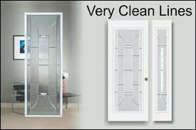 Exterior Glass Door Inserts Contemporary Glass Doors Exterior Pretty Exterior Door Inserts On