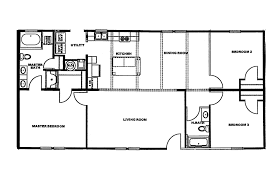 double wide trailers floor plans design double wide trailers for sale in nc manufactured homes