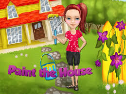 Cleaning Games For Girls Dream Garden Best Girls Game Android Apps On Google Play