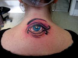 juliayunwonder cat eyes tattoo