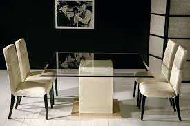 Glass Dining Table And Chairs 1 Contemporary Furniture Product Page