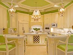 appliance red and green kitchen green kitchen cabinets pictures